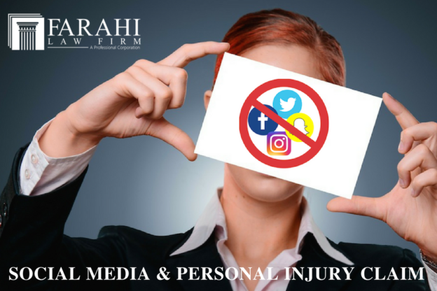 Social Media can destroy your personal injury claim