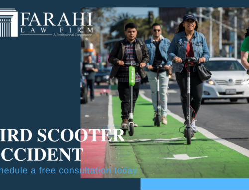 Bird Scooter Accident Attorney in Los Angeles