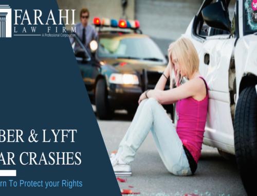 Injured in Uber or Lyft Car Crash Los Angeles
