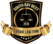 #1 Personal Injury Lawyers | Farahi Law Firm | California