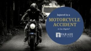 Motorcycle Accident Lawyers in Los Angeles, CA