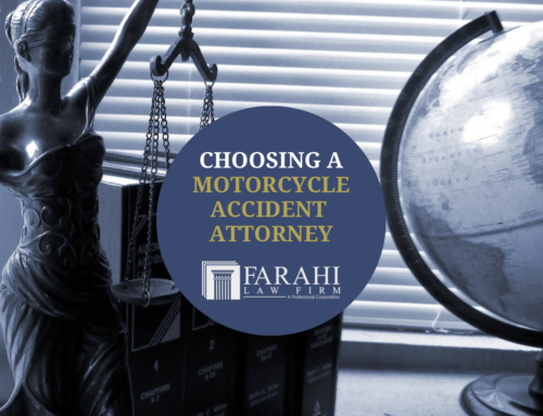 Choosing a motorcycle accident attorney