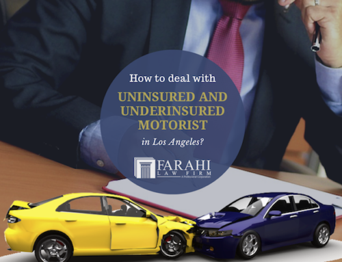 How to deal with uninsured and underinsured motorist in Los Angeles?