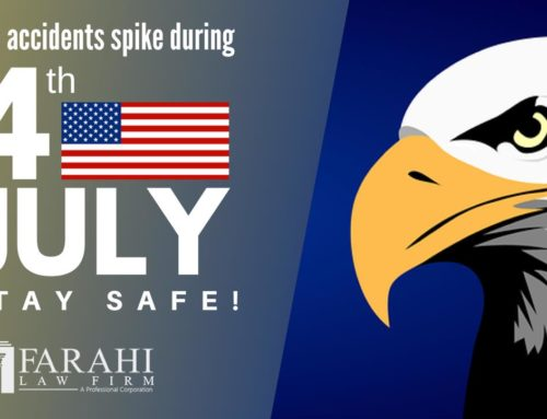 Auto Accidents Spike During July 4 Stay Safe!