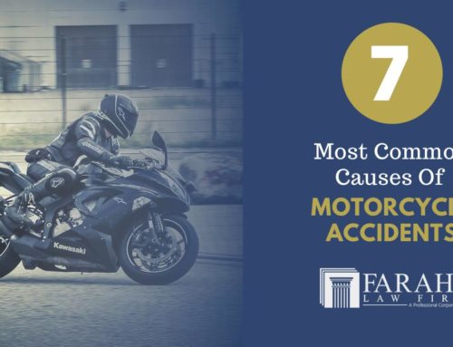 7 Most Common Causes Of Motorcycle Accidents