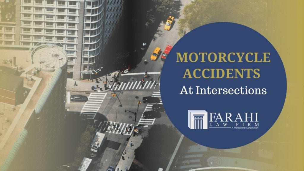 motorcycle accidents at intersections