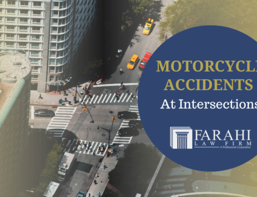 Why do so Many Motorcycle Accidents Occur at Intersections?