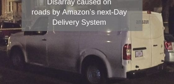 Amazon's next-Day Delivery System