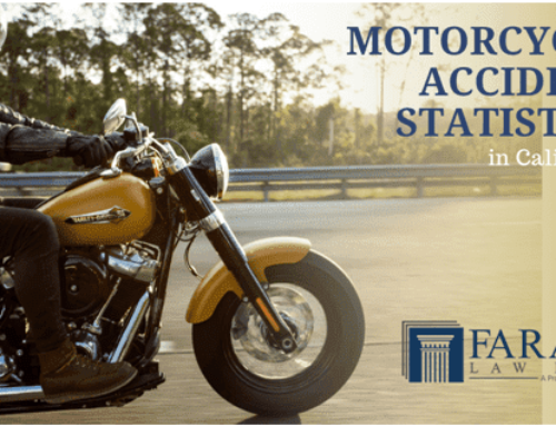 Motorcycle Accident Statistics in California