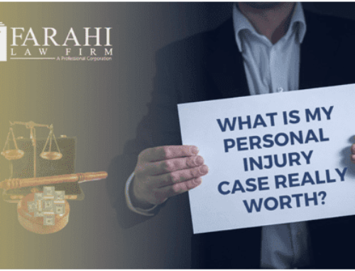 What is my personal injury case really worth?