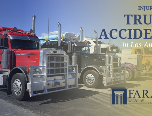 Injured in a Truck Accident in Los Angeles?