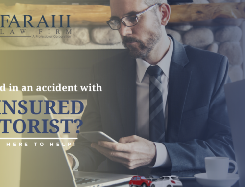 Involved in an Accident with Uninsured Motorist?