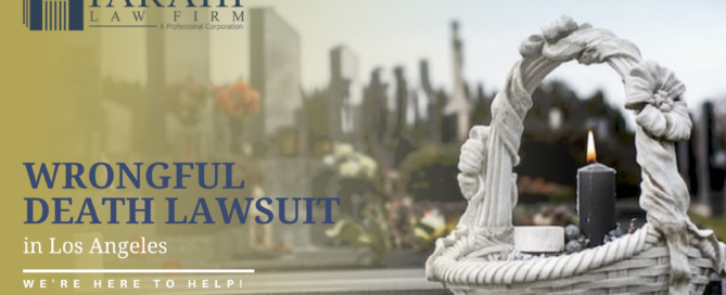 Wrongful Death Lawsuit in Los Angeles