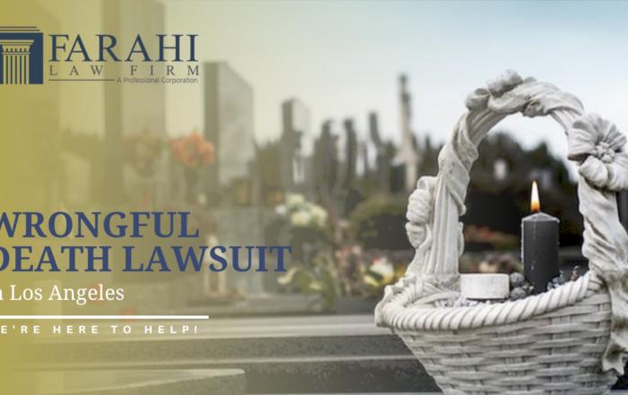 Wrongful Death Lawsuit in Los Angeles