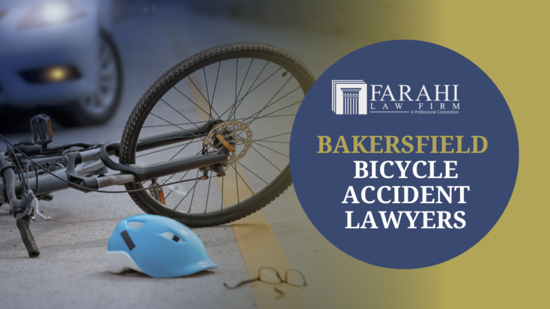 Bakersfield Bicycle Accident Lawyers