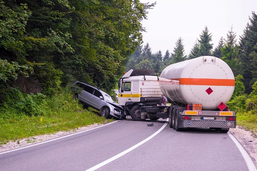 Truck Accident Lawyer in California