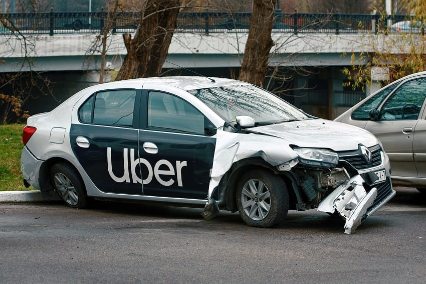 Uber and Lyft Car Accident Lawyer in California