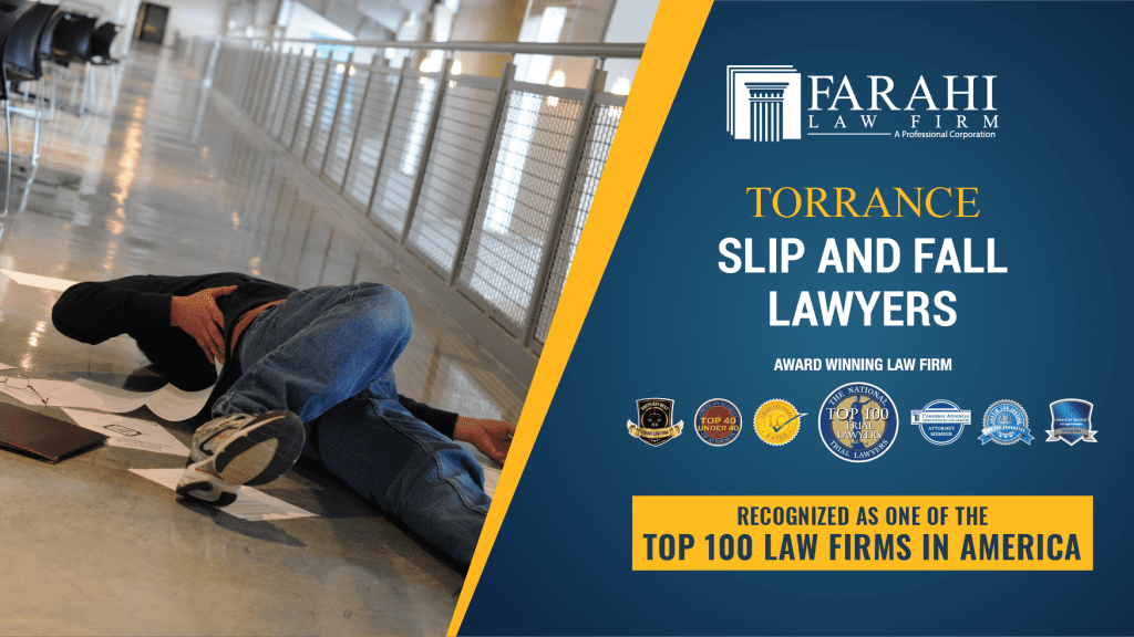 Torrance Slip and Fall Accident Lawyers