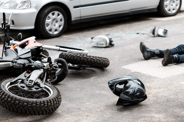 Motorcycle Accident Lawyer in California