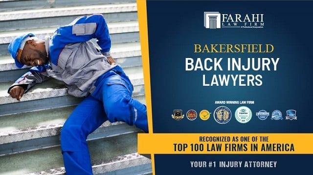 Bakersfield Back Injury Lawyers