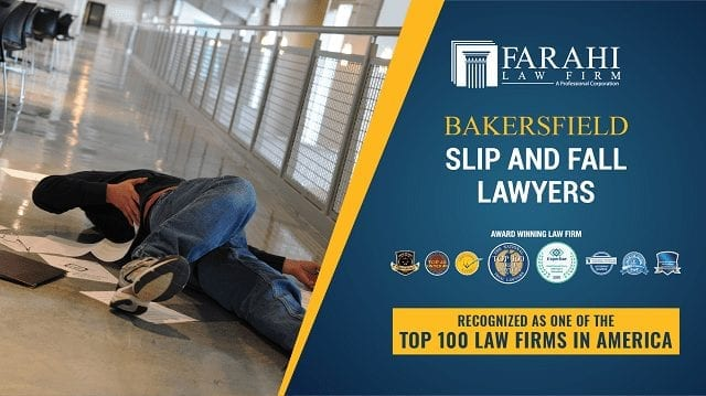 Slip and Fall Lawyers in Bakersfield