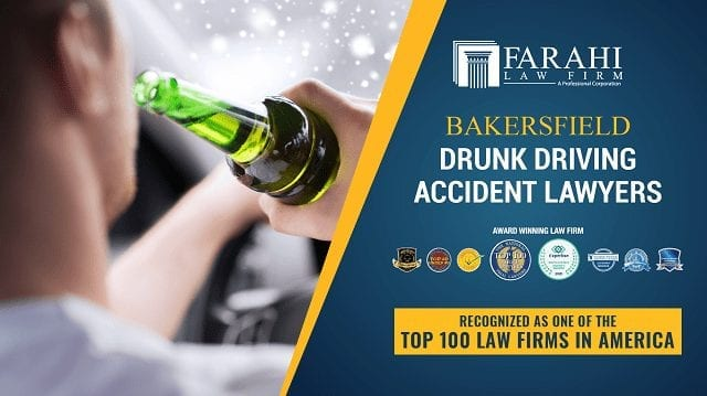 Drunk Driving Accident Lawyers in Bakersfield, California