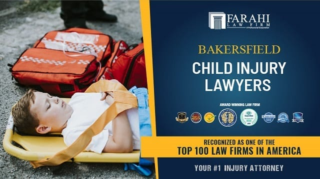 Child Injury Lawyers in Bakersfield