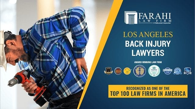 Los Angeles Back Injury Lawyers