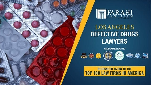 Los Angeles Defective Drugs Lawyers