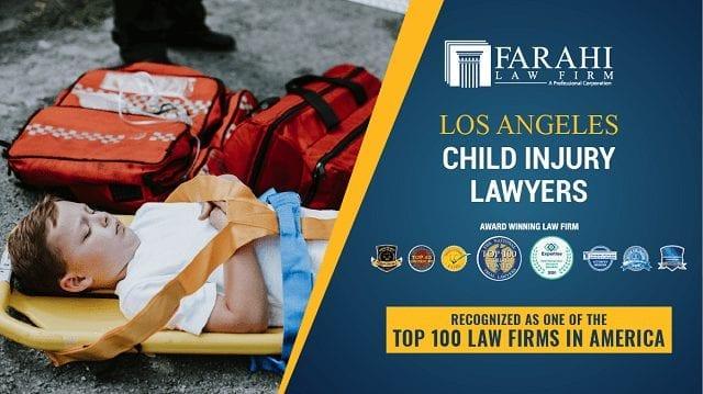 Los Angeles Child Injury Lawyers