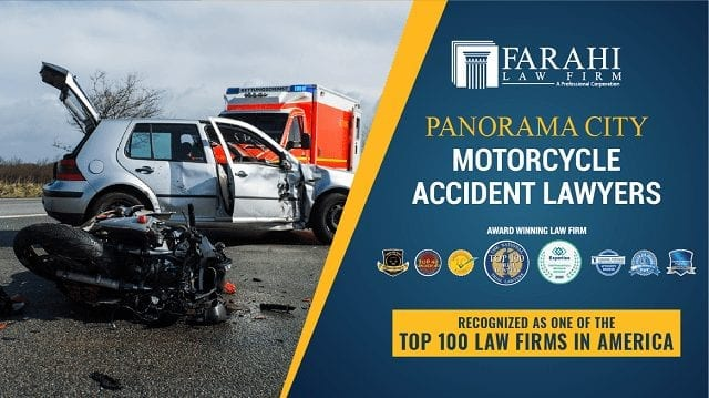 Motorcycle Accident Lawyers in Panorama City, California