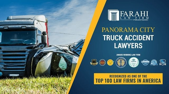 Panorama City Truck Accident Lawyers