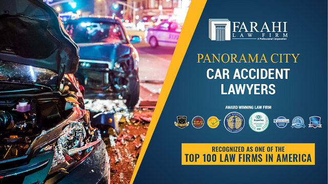 Panorama City Car Accident Lawyers