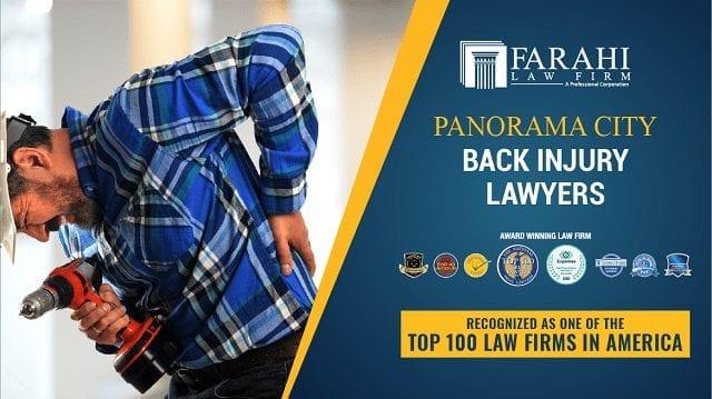 Back Injury Lawyers in Panorama City, California