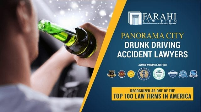 Panorama City Drunk Driver Accident Lawyers
