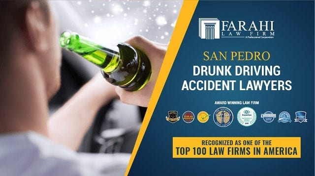 San Pedro Drunk Driving Accident Lawyers