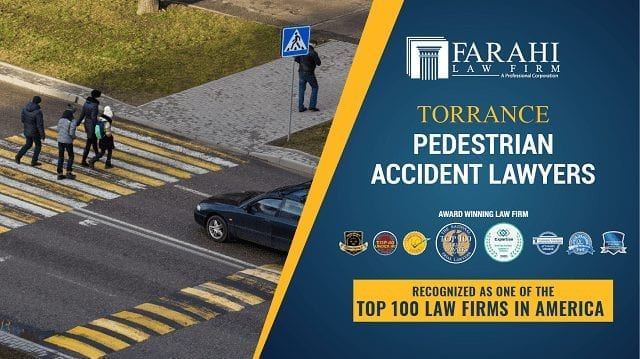 Torrance Pedestrian Accident Lawyers