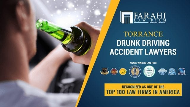 Torrance Drunk Driving Accident Lawyers