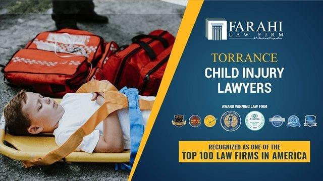 Torrance Child Injury Lawyers