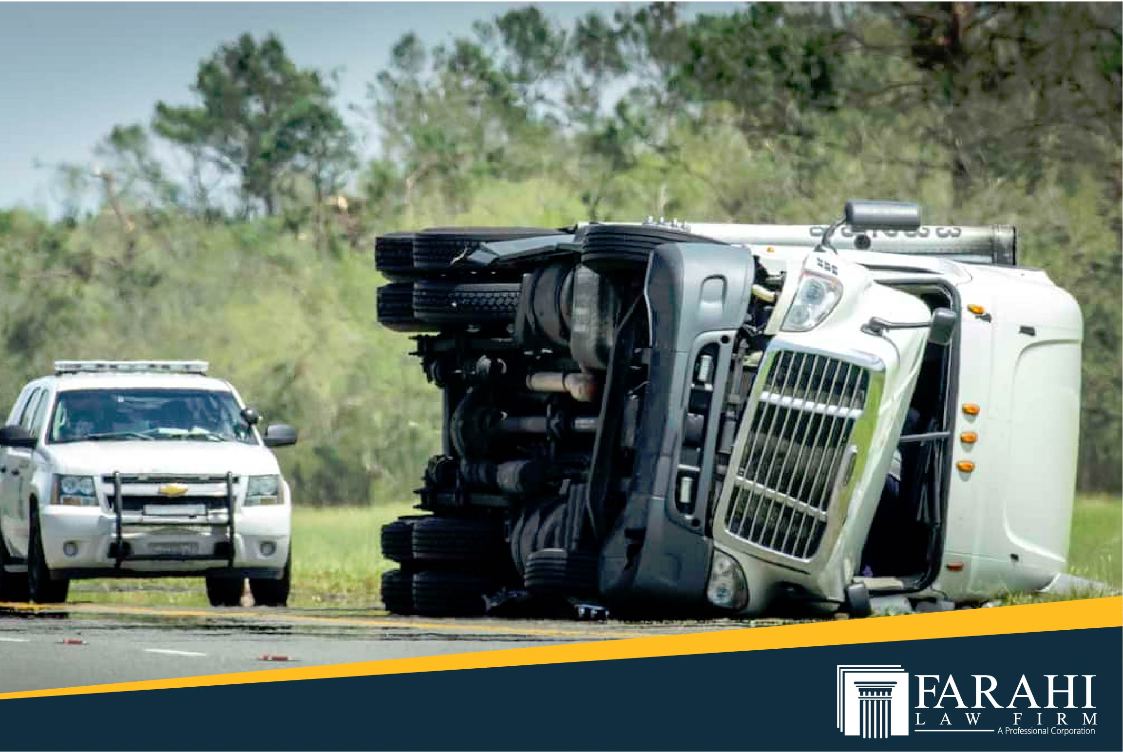 Truck Accidents Facts and Statistics