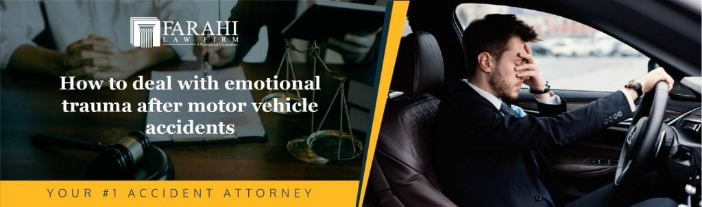 How to Deal with Emotional Trauma After Motor Vehicle Accidents