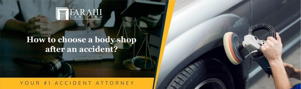 How to choose a body shop after an accident?