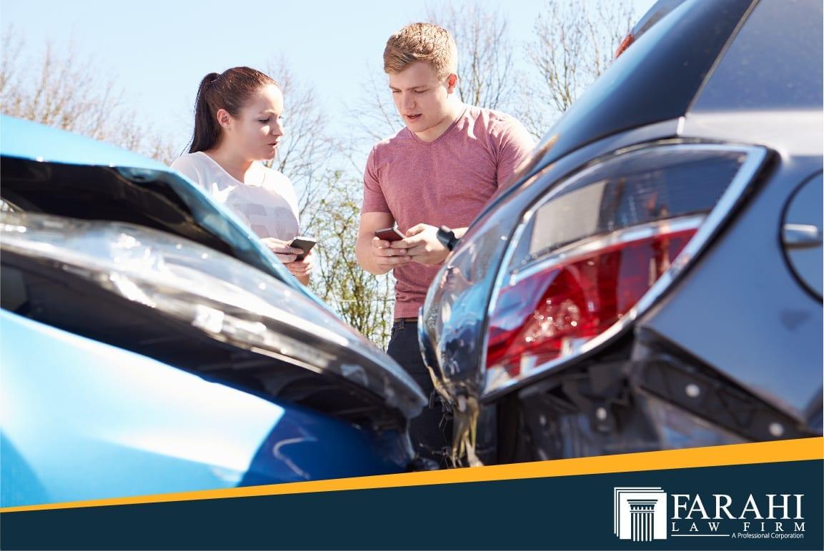 Colisión automovilística vs accidente automovilístico: ¿Cuál es la diferencia?