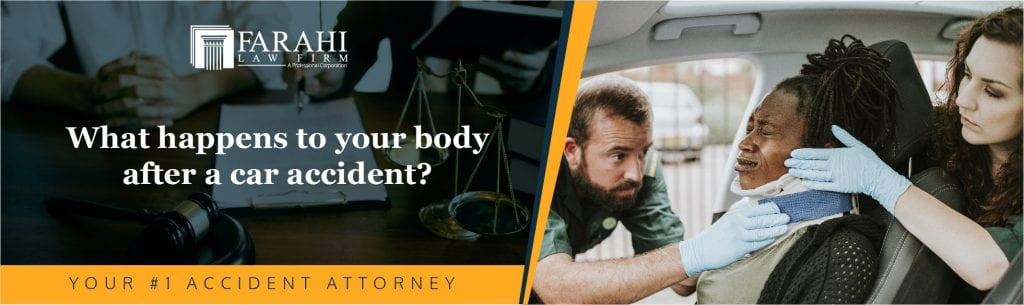 What Happens to Your Body After a Car Accident?